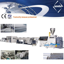 20-110mm UPVC pipe production line for conduit sewage