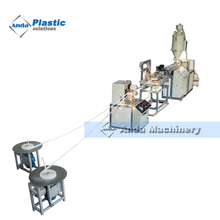 pvc edge band production line with single screw