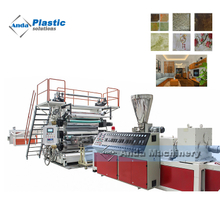 PVC artificial marble stone production line with complete solutions