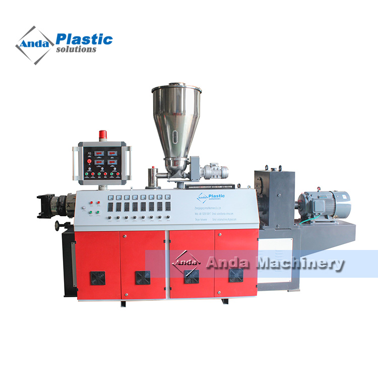 PVC ceiling and wall panel extrusion line