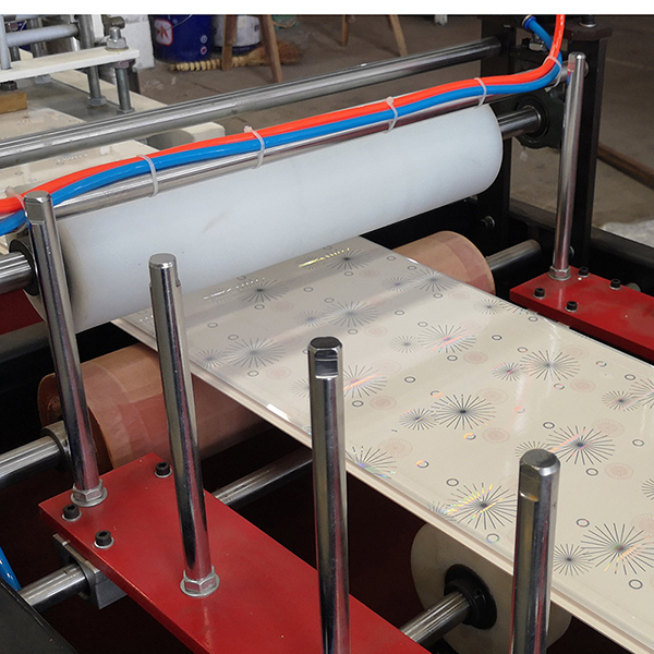high speed PVC plafon machine