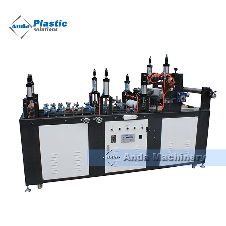 PVC wall panel making machine with lamination machine