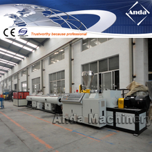 Saudi Arabia 1/2-6inch UPVC pipe production line