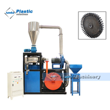 plastic pulverizer for pvc powder