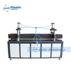 PVC ceiling extrusion line with online hot stamp printing