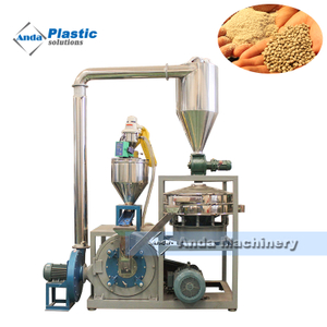 PE pulverizer machine