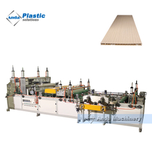 Heat transfer printing machine for PVC door profile