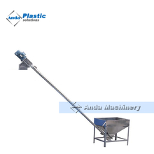 PVC screw loader for mixer