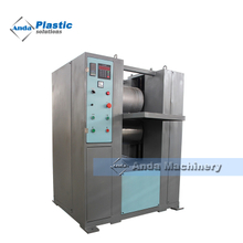 WPC embossing machine