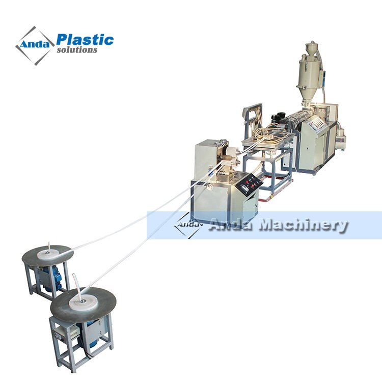 single screw PVC edge band production line