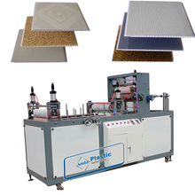 hot stamping transfer printing machine for PVC ceiling