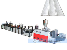 hot sale 250mm pvc ceiling wall panel production line/making machine manufaturer in Pakistan