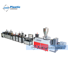 PVC T grid production line