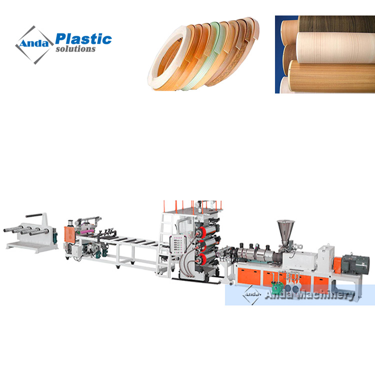 PVC Edge Band Production Line