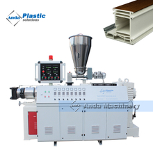 65/132 PVC window profile production line
