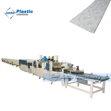 two colors printing line for PVC ceiling panel