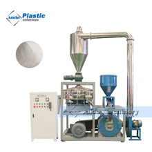 PVC pulverizing machine
