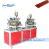 pvc edge band production extrusion line