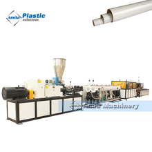 extruder machine for PVC pipe