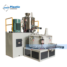 high speed plastic pvc powder mixer machine