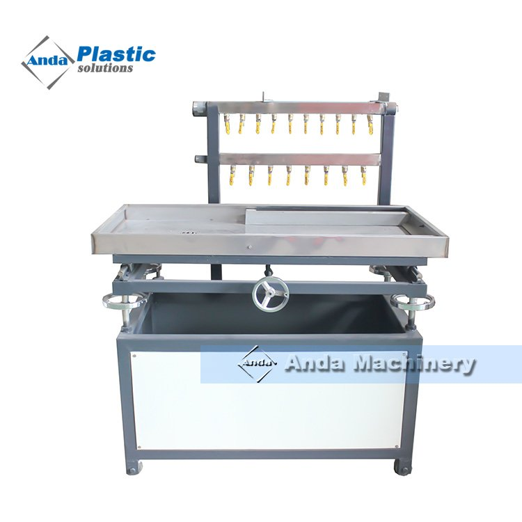 55/110 extruder machine for produce pvc wall panel