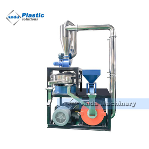 PVC high speed plastic pulverizer machine , pulverizer mill , PVC pulverizer